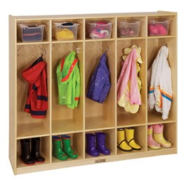Coat Lockers w/o Bench