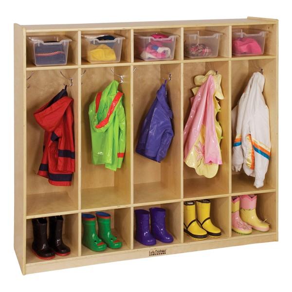 Coat Lockers w/o Bench