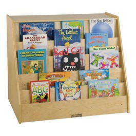 Book Display Storage Unit - Front