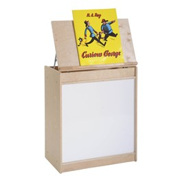 3-in-1 Book Easel - Dry Erase Panel