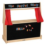 Puppet Theater Play Center - Flannel Board