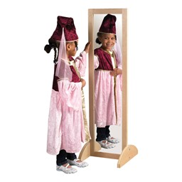 Double Sided Bi-Directional Mirror