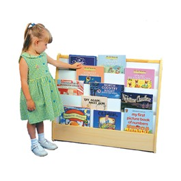 Book Stand w/ Write-N-Wipe Markerboard