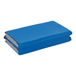 "Value Folding Rest Mat - 4-Section (1"" Thickness) - Folded"