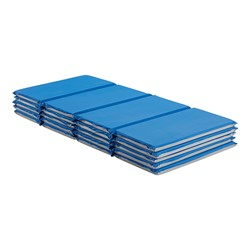 "Value Folding Rest Mat - 4-Section (1"" Thickness) - Stacked"
