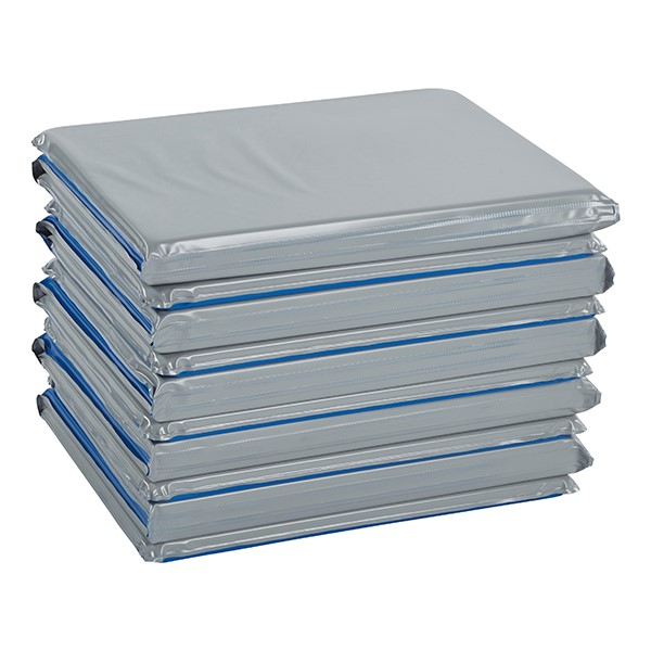 """Everyday 3-Section Folding Rest Mat (1"""" Thickness) - Stacked"""