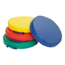 Carry Me Cushions - Set of Four - Round