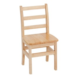 Ladder Back Library Chair
