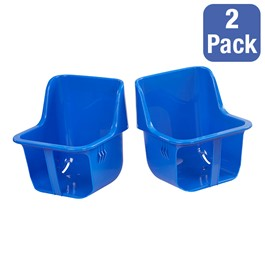Toddler Seats (Pack of Two) - Blue