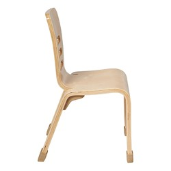 "Bentwood Chair - 12"" Seat Height"