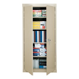 Easy-to-Assemble Series Metal Storage Cabinet