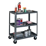 Open-Shelf Utility Cart