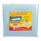 Tranquil Blue Classroom Light Filters