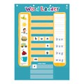 Word Ladder Phonics Activity Pocket Chart