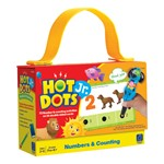 Hot Dots Jr. Card Set w/ 72 Number & Counting Activities