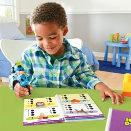 Hot Dots Jr Let's Master Reading - Pre-K