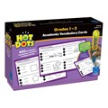 Hot Dots Academic Vocabulary Cards - Grades 1 - 3