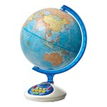 GeoSafari Talking Globe Interactive Game