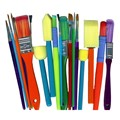 Chenille Kraft Starter Paintbrush Assortment - Set of 25