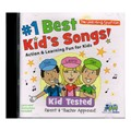 #1 Best Kids Songs CD