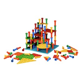 Smethport Tall Stacker Building Set