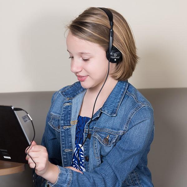 Stereo School Headphones