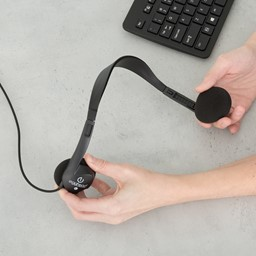 Stereo School Headphones - Flexibility