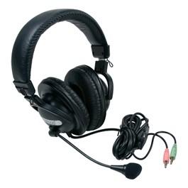 Stereo Headset w/ Boom Microphone