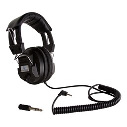 Switchable Stereo/Mono Classroom Headphones - Detached Adaptor