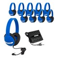 Preschool Headphones Listening Center