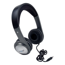 Cushioned Headband Stereo Headphones