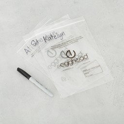 Stereo School Headphones w/ Leatherette Ear Cushion & Tangle-Free Cord - Storage Bags