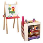Classroom Art Furniture