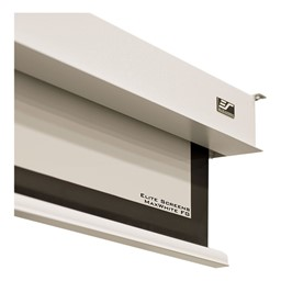 Evanesce B Series In-Ceiling Electric Projection Screen - Housing