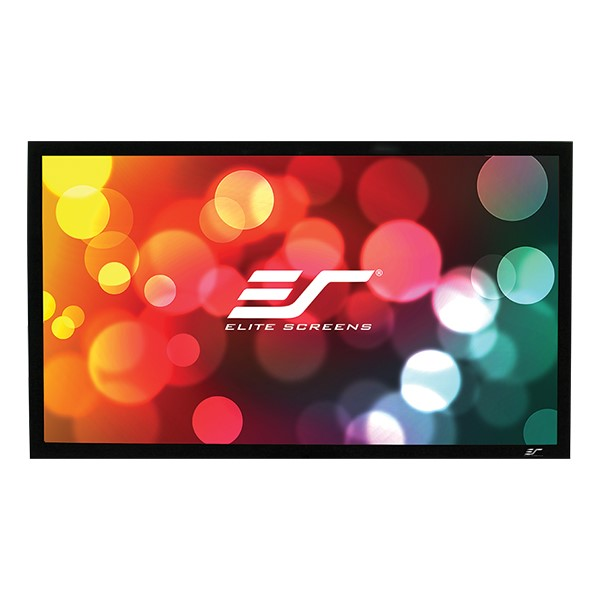 ezFrame 2 Series Fixed Frame Projection Screen