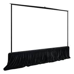 Tripod Stage Series Portable Multi Aspect Ratio Projection Screen