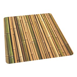 "Bamboo Design Series Chair Mat for Hard Floors (36"" W x 48\"" L)"
