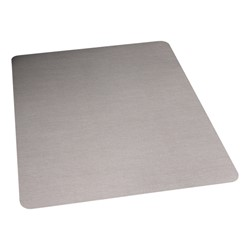 Silver Laminated Design Series Chair Mat