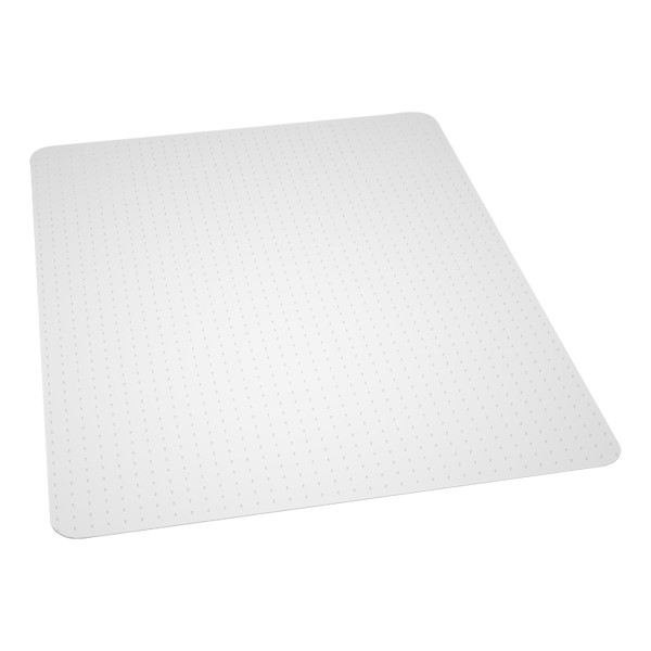 Beveled Edge Chair Mat for Low to Medium Pile Carpet