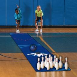 Strikes N Spares Bowling Skills Rug