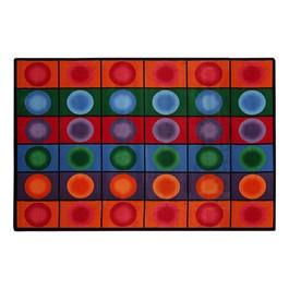 """Dot Spots Rug (10\' 9\"""" W x 13\' 2\"""" L)"""