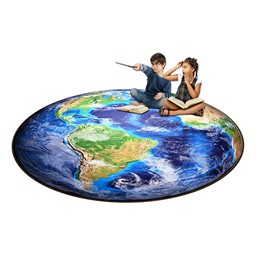 All Around the World Rug