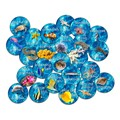 Into the Sea Carpet Rounds - Set of 24