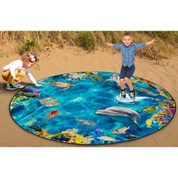 Into the Sea Rug