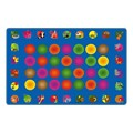 Circle Time Learning Rug