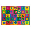 Silly Circles Rug