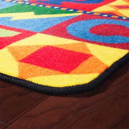 Floors That Teach Rug