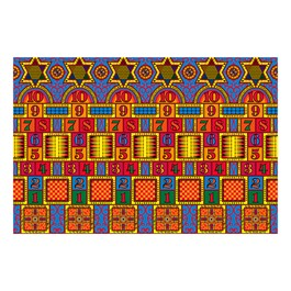 Games That Teach Rug - Rectangle (12\' W x 18\' L)
