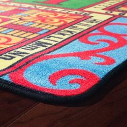 Games That Teach Rug - Square (12' W x 12' L)