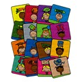 Fun at School Learning Carpet Squares - Set of 16
